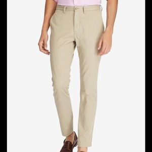 Polo classic fit cotton chinos Valley tan 32/32